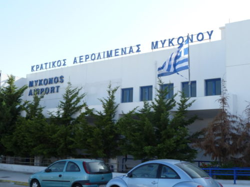 mykonos international airport